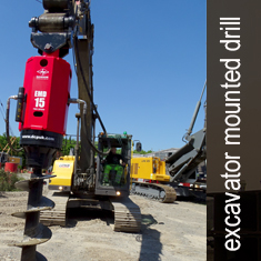 Dawson Piling Equipment