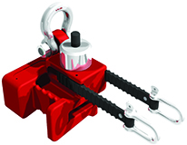 Remote Release Beam Shackle